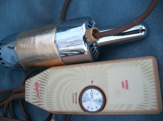 Vintage Vibrator by Niagara , electric super power . personal relief... ETC -Knee KNOCKER