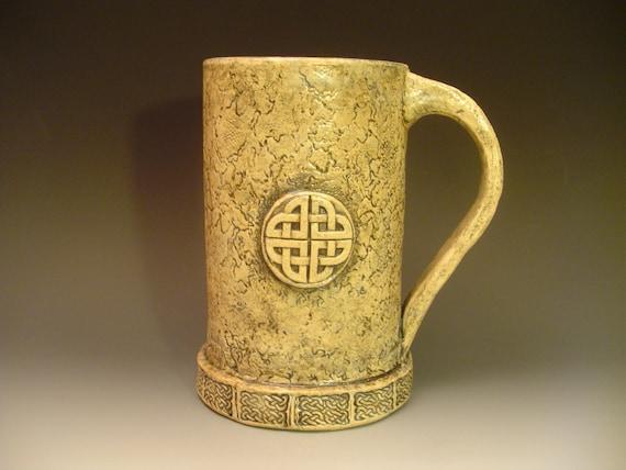 Celtic Beer Stein