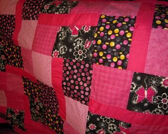 Full Size Big Block Quilt