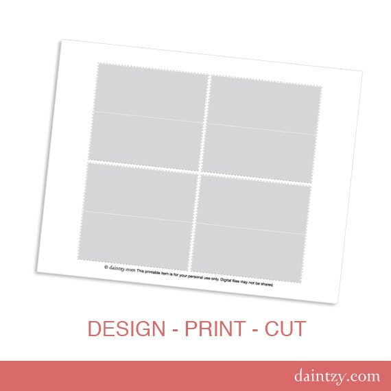 Punchy image intended for free printable bag toppers templates