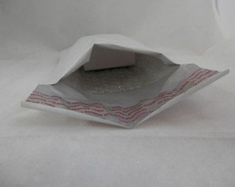 50 4x8 self sealing   poly bubble mailing evelopes, plastic envelopes, self adhesive mailers