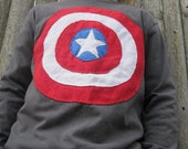 Favorite Superhero Kids T shirt Captain America