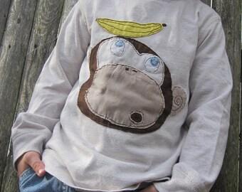 Who's the Funky Monkey Kids T shirt