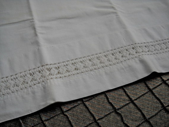 Cute Vintage Pillowcase, Small or Child Size