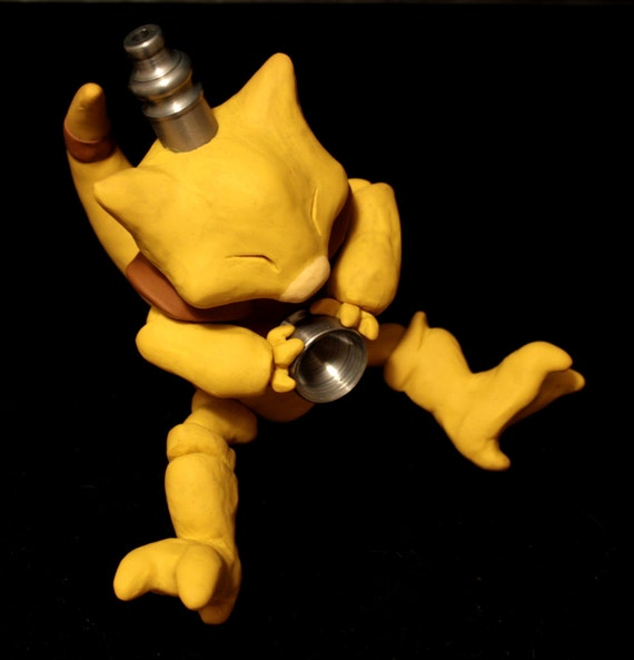 Abra Pokemon Pipe