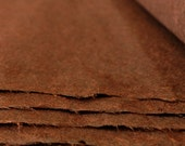 Traditional Handmade Paper (Hanji) - Sienna