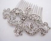 Bridal hair comb bridal hair accessories bridal headpiece bridal accessories bridal comb bridal hairpiece bridal hair jewelry bridal jewelry
