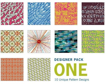 Origami Paper 100 sheets Designer Pattern Gift Pack (Set one)