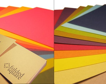 Origami Paper 200 sheet Pantone gift set - Complete Colour Collection