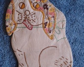 Pot holder Puppy Ships Free  in USA