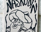 Nasrudin comic zine