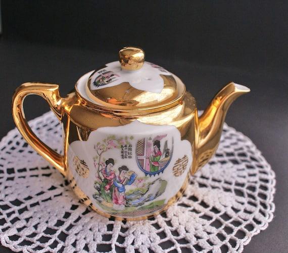 Small Vintage Tea Pot  EIHO Japan