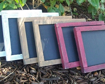 Chalkboard  - Shabby Wedding Decor - Wedding Sign Chalk Board