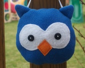 Blue Owl Toothfairy Pillow