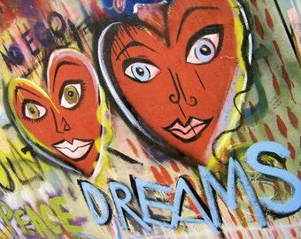Dreams 8x10