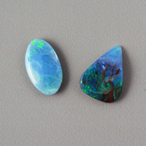 Australian Opal Doublets