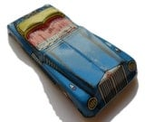 60's Tin MG toy Car
