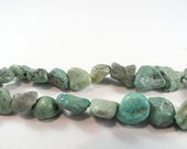 Turquoise Nuggets, 22 pieces
