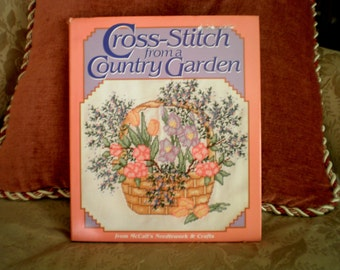 Cross Stitch from A Country Garden Book