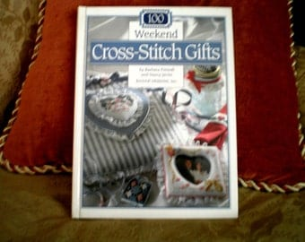 100 Weekend Cross Stitch Gifts Book