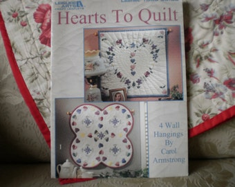 Hearts to Quilt Leaflet
