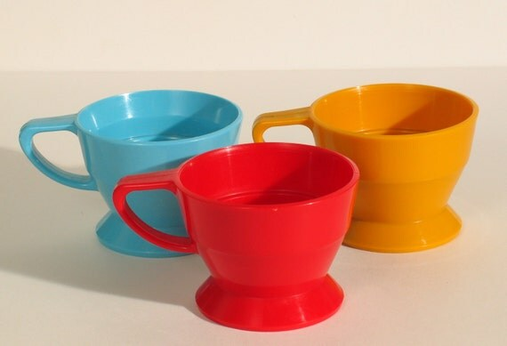 Primary Colors Solo Coffee Cozy Cup Holder (set of 3)