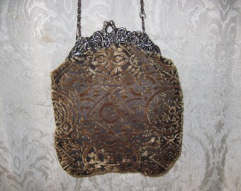 Ladies Asian Style Purse,  One of A Kind Purse - 23034
