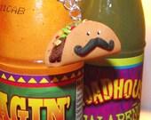 FREE SHIPPING Taco Incognito Pendant