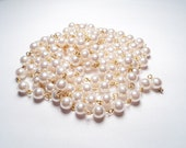 5 ft. - 8mm White Pearl link Chain - m180