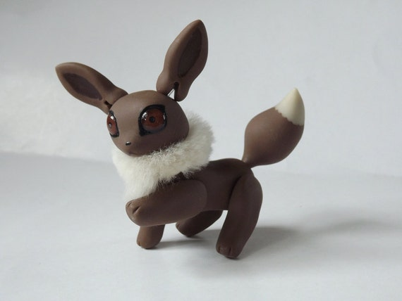 Eevee Posable Doll