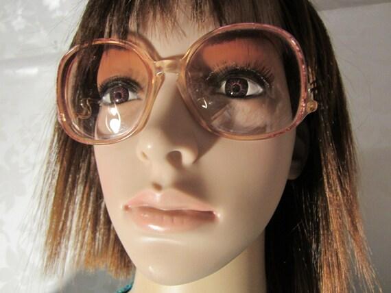 Vintage 70's Iconic  YSL Rive Gauche PARIS   Frames/ Glasses/ Eyewear