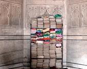 Jama Masjid Mosque in Old Dehli, India - Photo Postcard 6 x 4