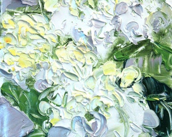 Fresh Flowers Triptych No.18-2, limited edition of 50 fine art giclee prints