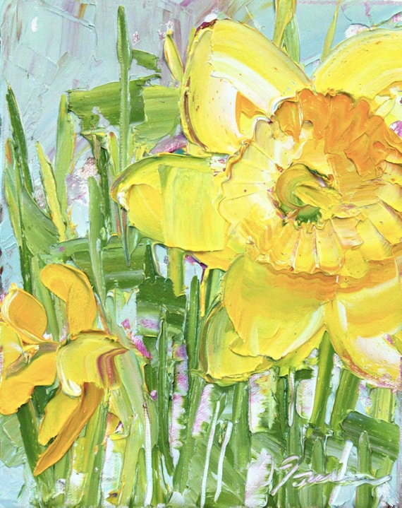 Fresh Flowers Triptych No.5-3, limited edition of 50 fine art giclee prints