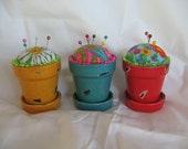 """Pincushion SALE . """"Buy two get one free"""