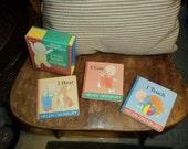 Three little board books    SALE