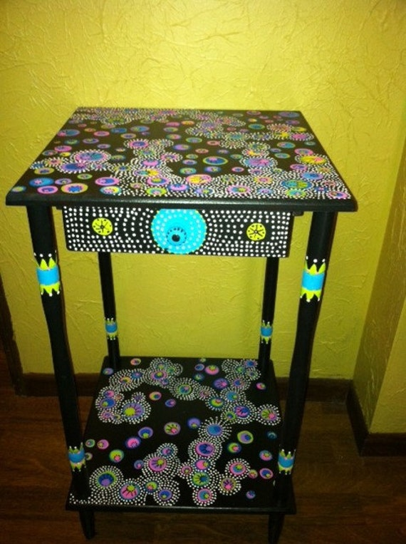 End Table or Bedside Table