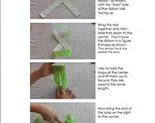 How to Make Hair Bows (18 Styles): Downloadable Manual (75 Pages with Step-by-Step Photos) & 18 Online Videos
