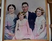 Royal Family Coronation Booklet, 1937 - T. Eaton Co.