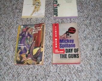 Lot of 4 Paperbacks