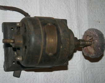 Antique Buffing Machine Circa 1910-1920