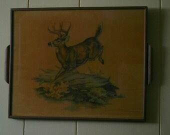 Fanatastic original drawing on wood