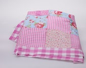 Patchwork Quilt/Throw
