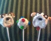 Dog Days Cake Pops