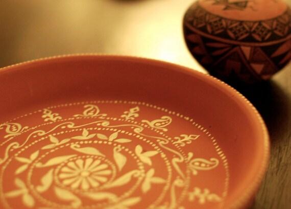 Terracotta Painted Art--traditional Bengal reinterpreted