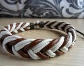 Leather bracelet 001