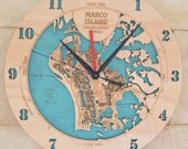 Nautical Time and Tide Clock