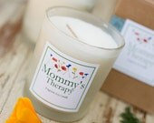 Mommy Therapy Fragrant Soy Candle