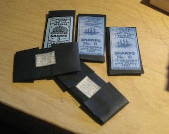 Civil War Needle Packs