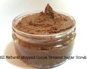 All Natural Whipped Cocoa Dreams Sugar Body Scrub